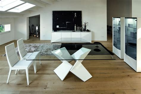 Modern dining room tables 13 cool ideas and photos
