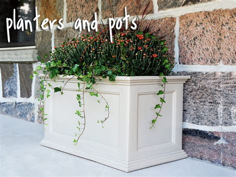 decorative window boxes for a whole new look planter box