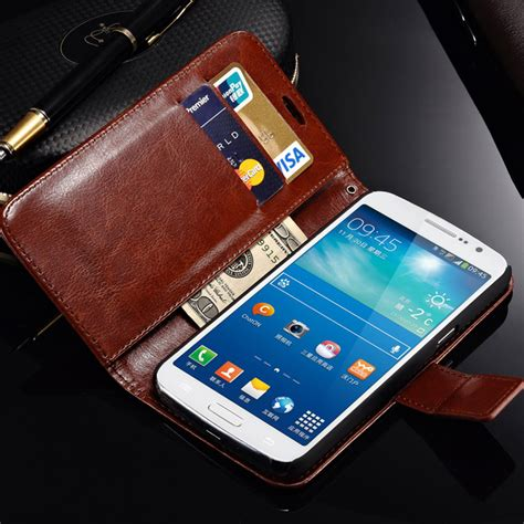 Samsung Galaxy Grand Duos Grand 2 G7106 Tempered Glass Anti Gores deluxe pu leather phone bag for samsung galaxy grand
