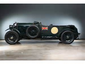 1920 Bentley For Sale Bentley 4 1 2 Liter Supercharged Quot Blower Quot 1930 For Sale