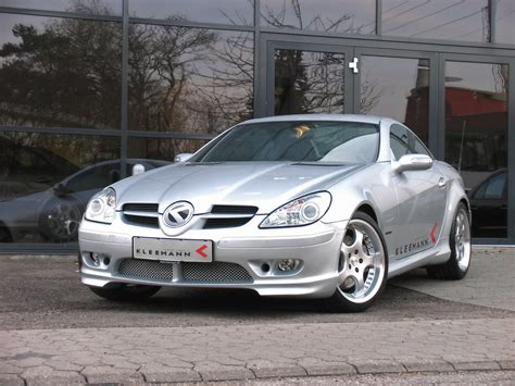 Vehicles 20k by Kleemann Mercedes Slk 20k Wallpaper And Background