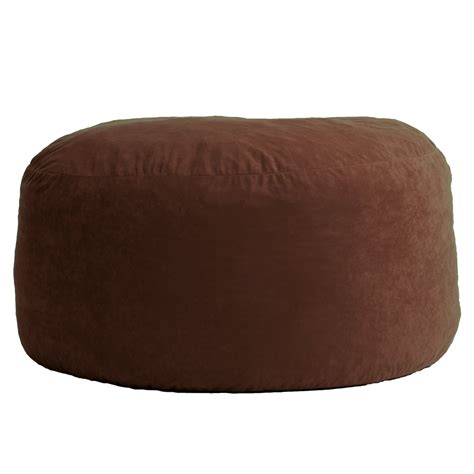 fuf bean bag sofa brown fuf chair modern home interiors tips to choose