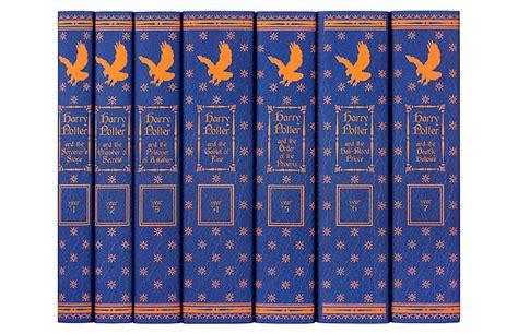 decorative harry potter books s 7 harry potter ravenclaw book collection decorative