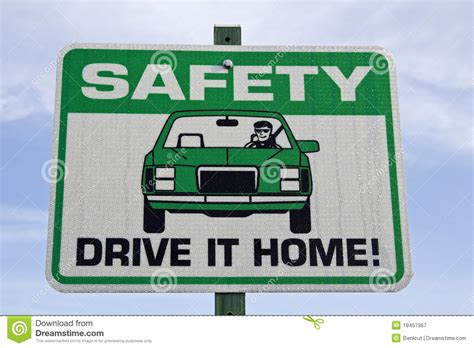 safety sign royalty free stock photography image 19457367