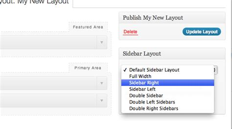 layout builder widget area widget areas for the end user theme blvd