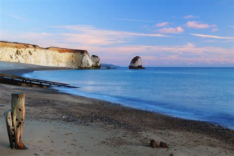 isle of wight coastal path 6 days 5 nights macs
