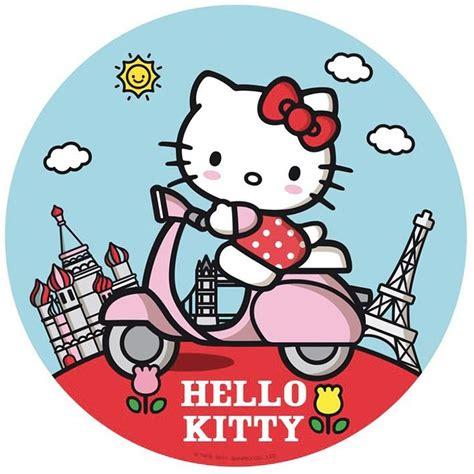 imagenes de kitty grosera discos de oblea hello kitty