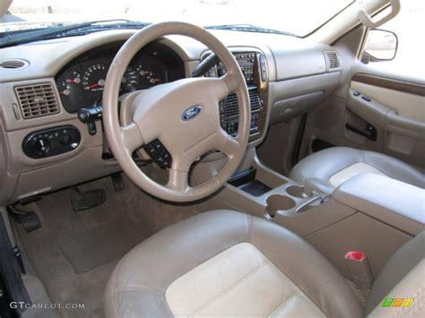 2004 Ford Explorer Interior by Medium Parchment Interior 2004 Ford Explorer Eddie Bauer 4x4 Photo 62454505 Gtcarlot