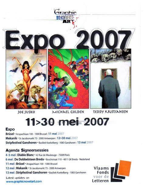 poster design gallery exhibition poster in carl wyckaert s graphic novel art