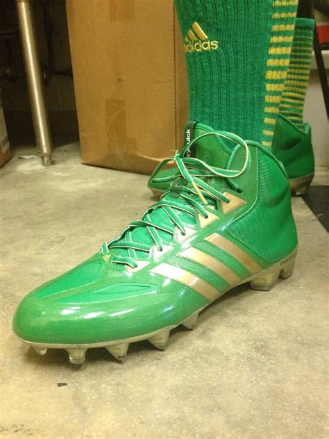 notre dame football shoes photo notre dame s cleats for shamrock series