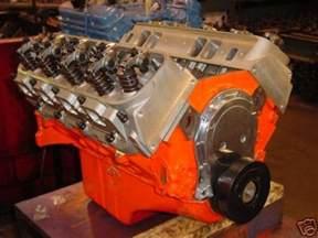 chevy chevrolet stroker 496 454 509 new engine 845hp 4