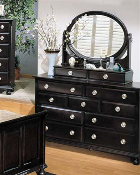 Dresser W Mirror by Dresser W Mirror In Espresso Amherst By Acme Ac01795dm