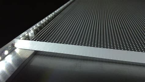 light guide plate pattern design software acrylic sheet pmma light guide plate lgp from hangzhou
