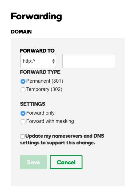 forwarding configuration domain forwarding and seo 3 approaches examined