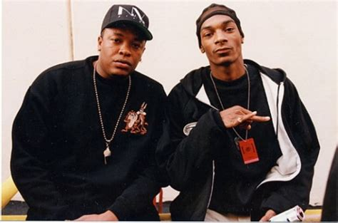 Snoop Dogg And Dr Dre Is At The Door nwa beats from beijing