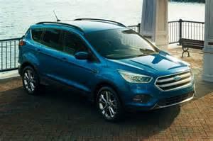 Ford Escape Suv New 2017 Ford Escape Se H033