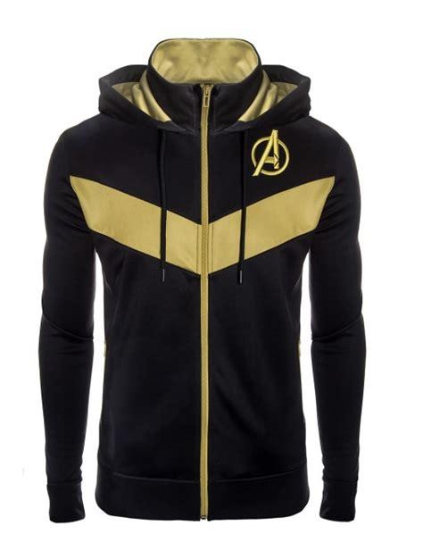 Hoodie Zipper Avenger Anak 1 Dealdo Merch infinity war merchandise merchoid