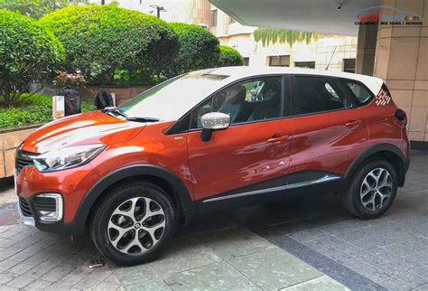 renault captur price renault captur automatic india launch price engine