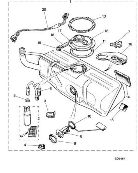 Help! Fuel line diagram? - Jaguar Forums - Jaguar