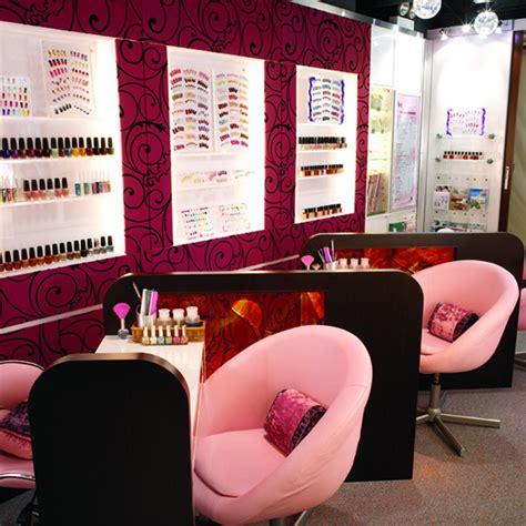 Nail Shop by Interior Designs Of Nail Shop Award Winning