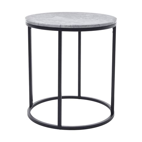 marble top side table marble side table kmart