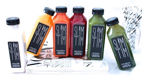 Tim Schafer Juice Detox by Detox Review 5 Day Juice Cleanse With Slim Tim