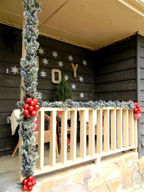 ideas for decoratingpillars for xmas 50 best porch decoration ideas for 2019