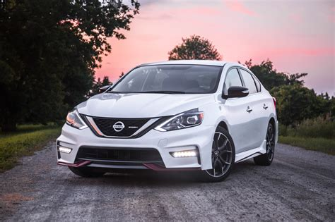nissan sentra 2017 white review 2017 nissan sentra nismo canadian auto review