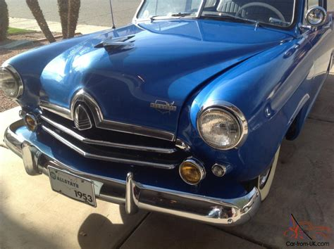 1953 classic allstate original parts only 2000 sold new paint