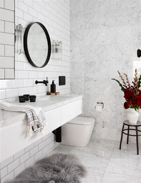 marble bathroom tiles bathroom profile marble subway tiles