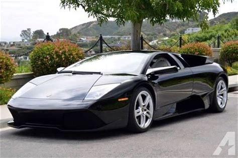 Lamborghini For Sale In California Lamborghini Murcielago For Sale In San Diego California