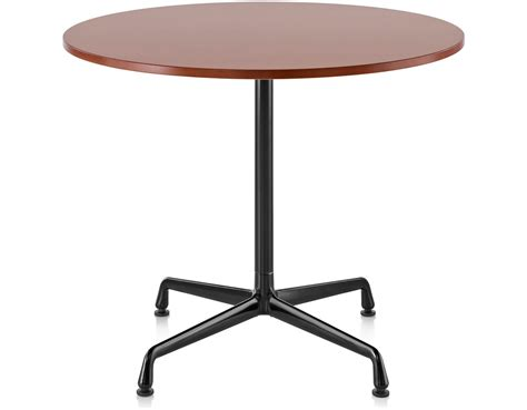 small table eames small table with laminate top vinyl edge