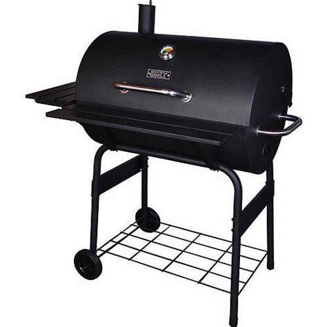 Backyard Grill On Sale Backyard Grill 30 Quot Barrel Charcoal Grill Black 75 00