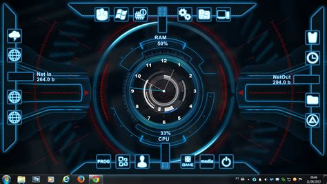 clock themes windows windows seven clock rogers1967 rainmeter by rogers1967 on
