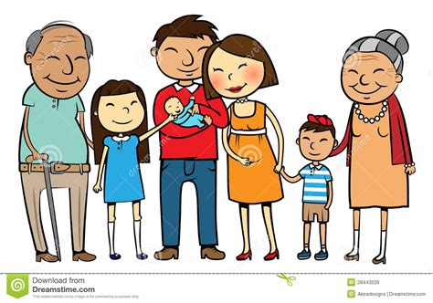 family clipart relatives clipart