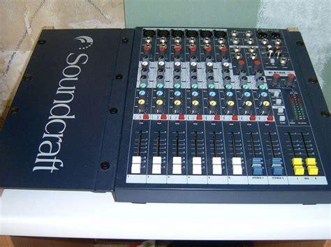 Soundcraft Epm 6 soundcraft epm6 image 223983 audiofanzine