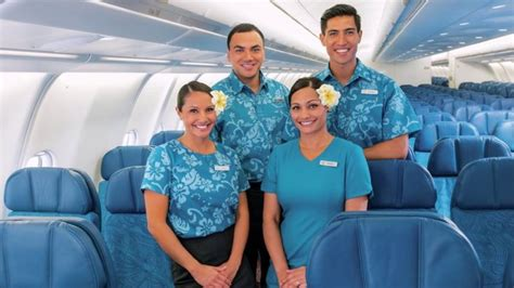 Hawaiian Airlines Cabin Crew hawaiian airlines cabin crew slideshow