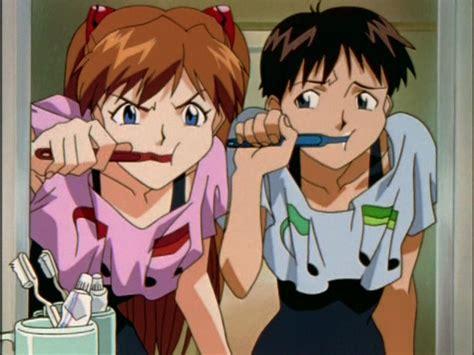 neon genesis evangelion episode 9 neon genesis evangelion anime review
