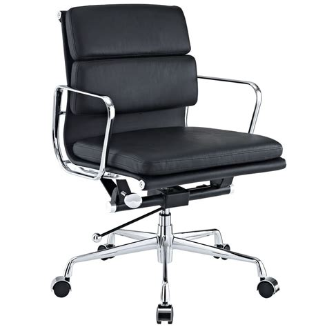 eames replica chair eames softpad management chair style office reproduction