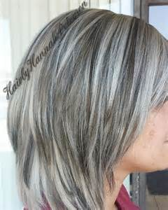gray hair with lowlights 25 best ideas about jlo short hair on pinterest