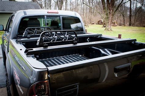 truck bed cross bars toyota tacoma heavy duty bed cross bars fits years 2005