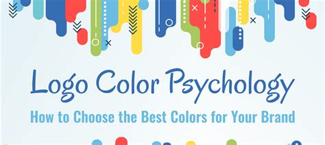 logo colors logo color psychology how to choose the best colors for