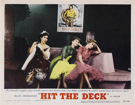 hit the deck hit the deck 1955