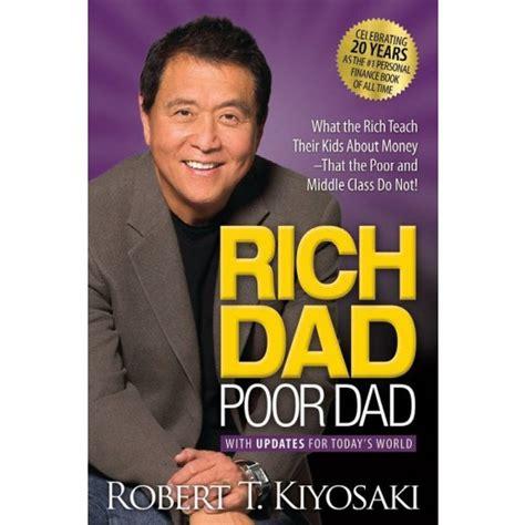rich dad poor dad 1612680178 rich dad poor dad paperback robert t kiyosaki target