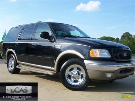 Expedition E6339 Black Edition 2001 black clearcoat ford expedition eddie bauer 63450976 gtcarlot car color galleries