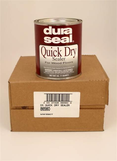 Hardwood Floor Sealer Dura Seal Sealer Quart Chicago Hardwood Flooring