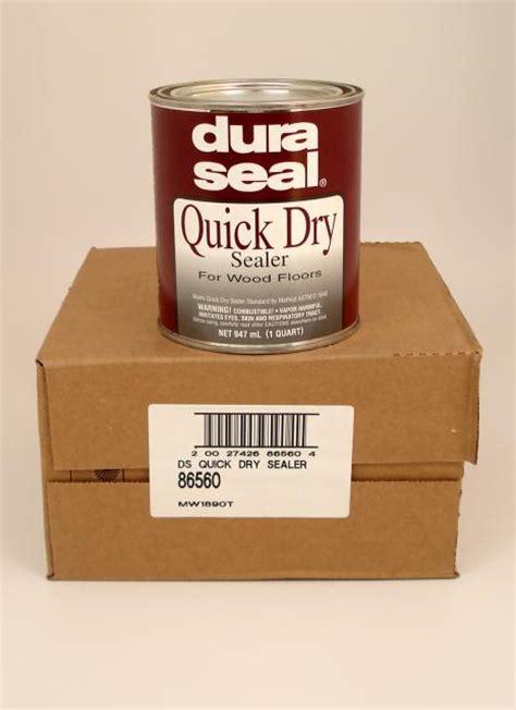 Wood Floor Sealer by Dura Seal Sealer Quart Chicago Hardwood Flooring