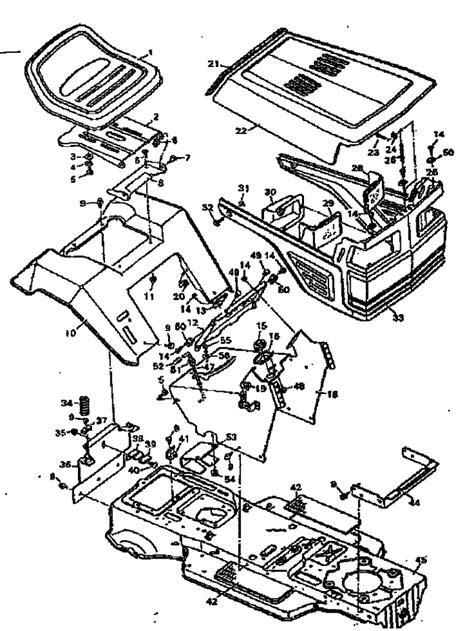 craftsman mower parts diagram craftsman lawn mower parts diagram valvehome us
