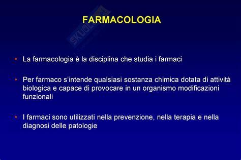 farmacocinetica dispense