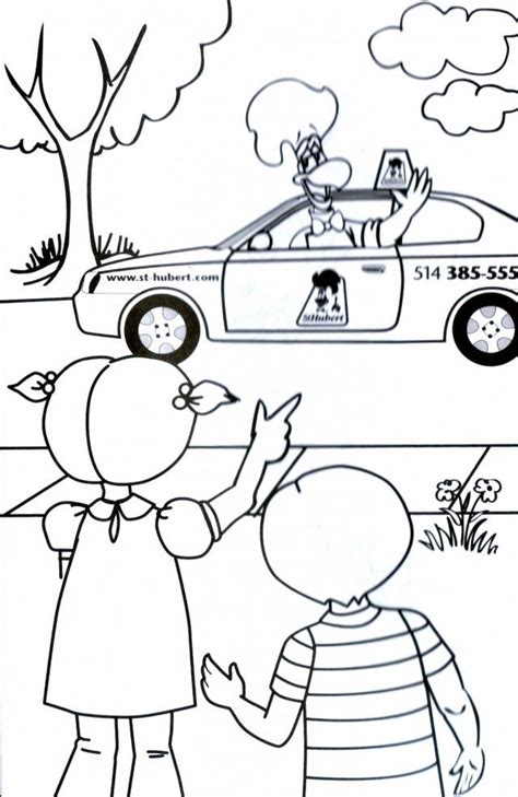 safety coloring pages child safety coloring pages coloring home